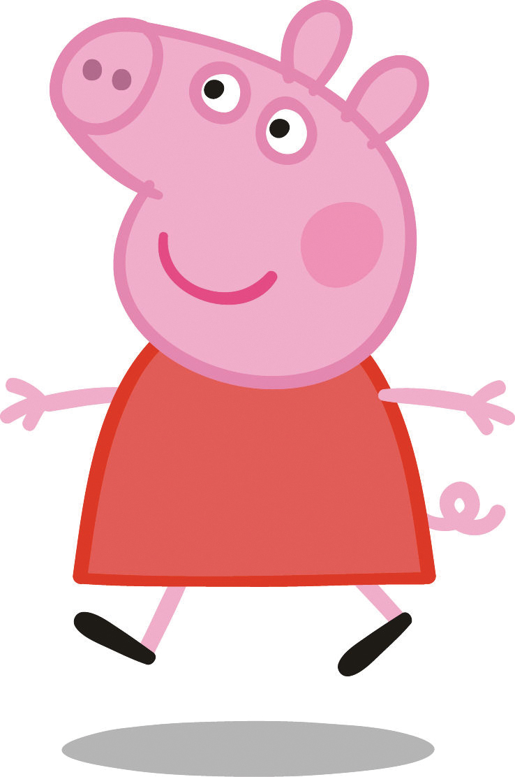 Please Let Me Introduce Peppa Wutz Sprechen Sie Deutsch